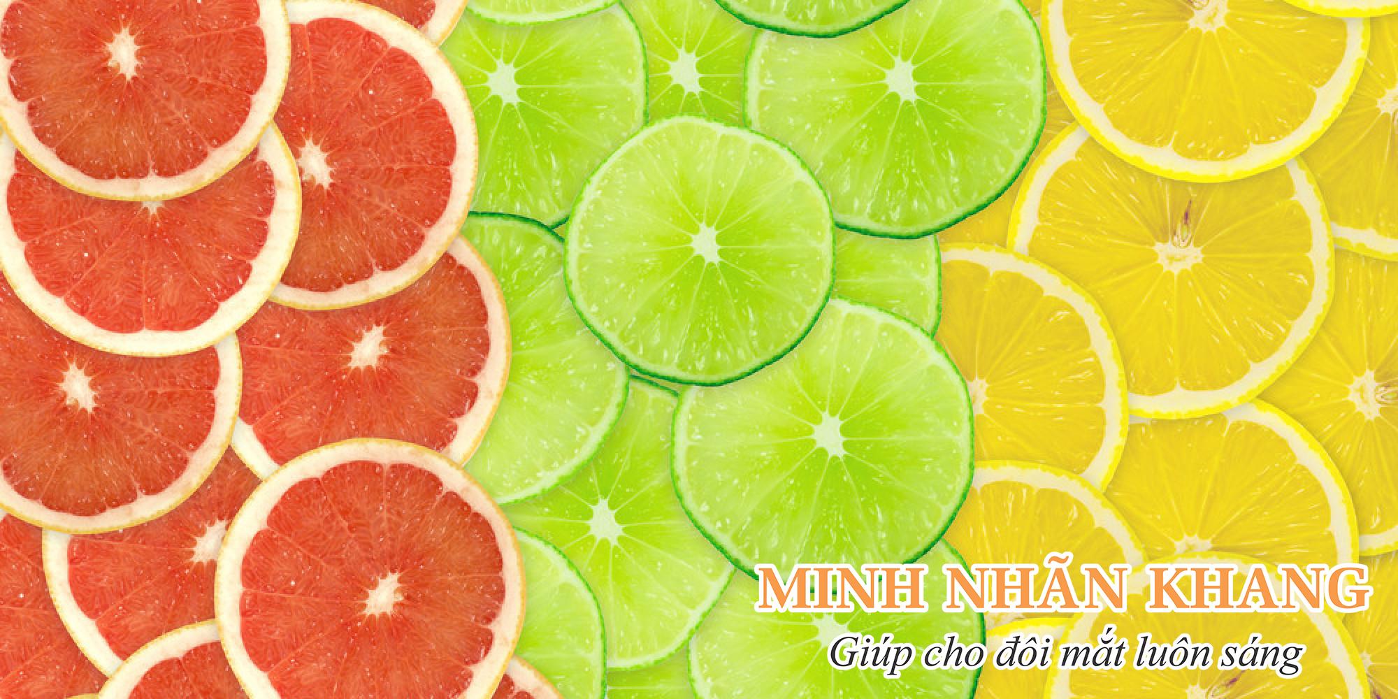 Cam, chanh, bưởi và các loại quả mọng có thể ngăn ngừa đục thủy tinh thể, thoái hóa điểm vàng
